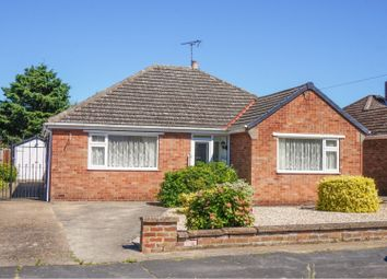 Thumbnail 2 bed detached bungalow for sale in Harewood Crescent, North Hykeham