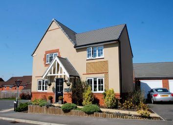 Thumbnail 4 bed detached house for sale in Hart Way, Rushden