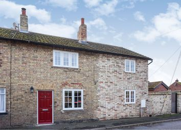 Thumbnail 2 bed end terrace house for sale in Huntingdon Road, Wyton