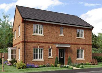 "Thumbnail 4 bedroom detached house for sale in ""The Stevenson"" at Weldon Road, Cramlington"
