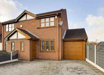 Thumbnail 2 bed semi-detached house for sale in Lodge Farm Lane, Arnold, Nottinghamshire