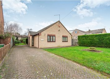 Thumbnail 3 bed detached bungalow for sale in Windsor Road, Yaxley, Peterborough