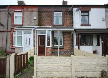 Thumbnail 2 bed terraced house for sale in Jackson Street, Burtonwood, Warrington