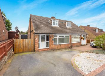 Thumbnail 3 bed bungalow for sale in Clover Close, Spondon, Derby