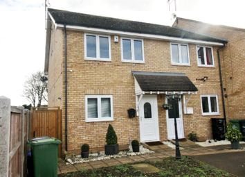 Thumbnail 3 bedroom end terrace house for sale in Willetts Mews, Hoddesdon, Herts