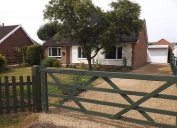 Thumbnail 3 bed bungalow for sale in Hingham, Norwich, Norfolk