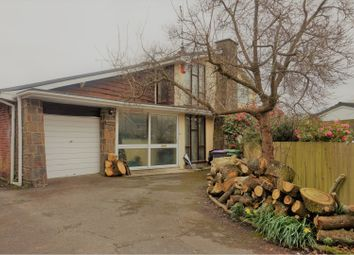 Thumbnail 3 bed detached house for sale in Oaklands, Newport