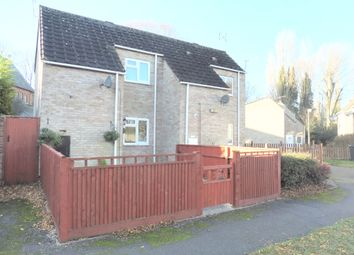 Thumbnail 2 bedroom semi-detached house for sale in Foxley Close, Swindon