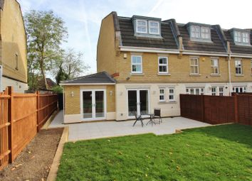 Thumbnail 4 bed town house for sale in Somertrees Avenue, London