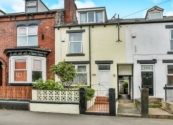 Thumbnail 3 bed terraced house for sale in Edmund Road, Sheffield