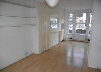 Thumbnail 3 bed terraced house to rent in Newport Road, Walthamstow, London