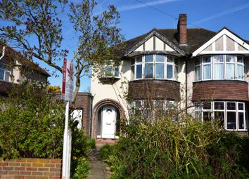 Thumbnail 3 bed property for sale in Forest Side, Worcester Park