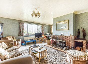 Thumbnail 3 bed detached bungalow for sale in Blyth Road, Caister-On-Sea, Great Yarmouth