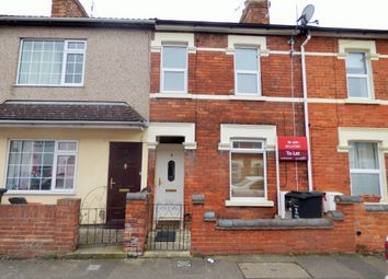 Thumbnail 2 bed terraced house to rent in Deburgh Street, Swindon