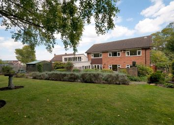 Thumbnail 5 bed detached house for sale in Priestfields, Rochester