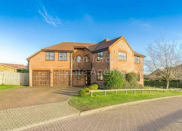 Thumbnail 5 bed property for sale in Alpine Croft, Shenley Brook End, Milton Keynes