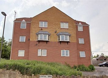 Thumbnail 2 bed flat to rent in Orwin House, Central Drive, Mansfield, Nottinghamshire