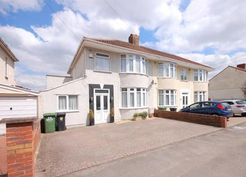 4 bed semi-detached house for sale in Douglas Road, Kingswood, Bristol BS15