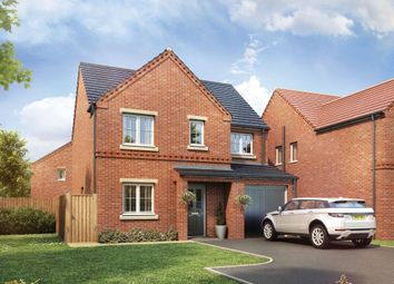 "Thumbnail 4 bed detached house for sale in ""The Lumley"" at Morton On Swale, Northallerton"