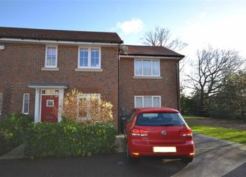 Thumbnail 4 bed semi-detached house for sale in Hertford Close, Croxley Green, Rickmansworth Hertfordshire