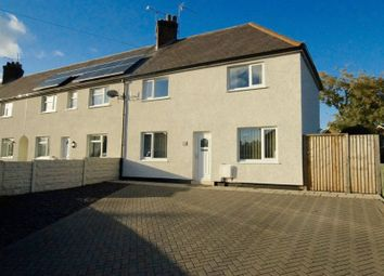 Thumbnail 2 bed terraced house for sale in First Avenue, Llay, Wrexham