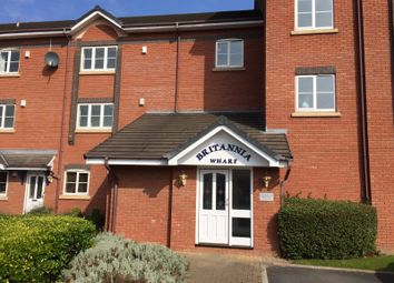 Thumbnail 2 bed flat for sale in Britannia Drive, Preston