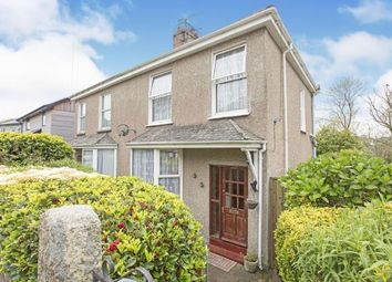 Thumbnail 3 bed semi-detached house for sale in Falmouth, Cornwall, England