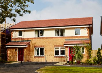 Thumbnail 3 bedroom semi-detached house for sale in The Willow, Broad Lane, Liverpool