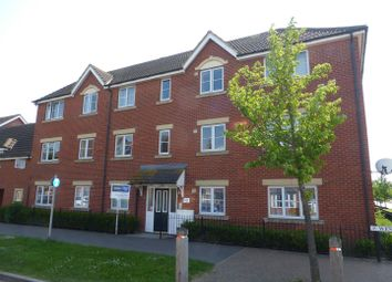 Thumbnail 2 bed flat to rent in West Lake Avenue, Hampton Vale, Peterborough