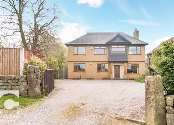 Thumbnail 3 bed detached house for sale in Mill Lane, Ness, Neston