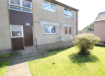 Thumbnail 1 bed flat for sale in Glass Crescent, Winchburgh, Broxburn
