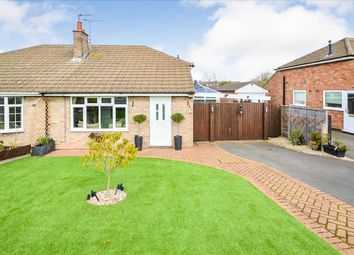 Thumbnail 2 bedroom bungalow for sale in Beech Avenue, Keyworth, Nottingham