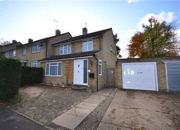 Thumbnail 3 bed end terrace house for sale in Harcourt Road, Bracknell, Berkshire
