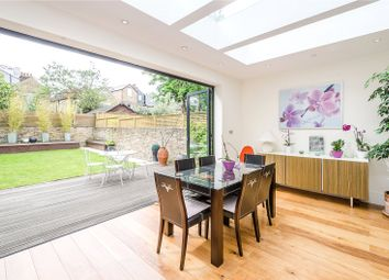 Thumbnail 5 bedroom semi-detached house for sale in Elms Crescent, Clapham, London