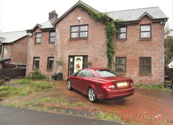 Thumbnail Detached house for sale in Riverside Gardens, Penycae, Swansea.