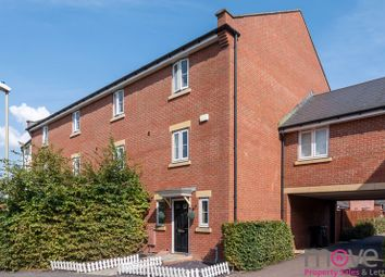 Thumbnail 3 bed end terrace house for sale in Cardinal Drive, Tuffley, Gloucester