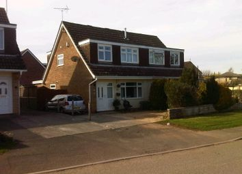 Thumbnail 3 bedroom semi-detached house to rent in Millfield, Midsomer Norton