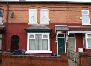 Thumbnail 4 bed property to rent in Cannon Hill Road, Balsall Heath, Birmingham