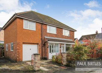 Thumbnail 4 bed detached house for sale in Booth Drive, Davyhulme