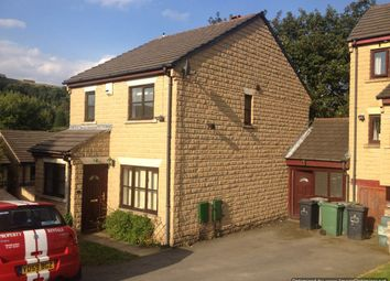 Thumbnail 3 bed semi-detached house to rent in Uplands, Birkby, Huddersfield