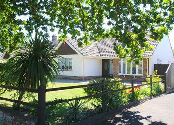Thumbnail 2 bed detached bungalow for sale in Haglane Copse, Pennington, Lymington, Hampshire