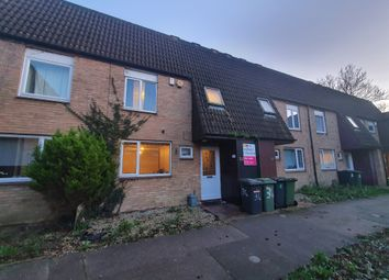Thumbnail 3 bed terraced house for sale in Wheatdole, Orton Goldhay, Peterborough
