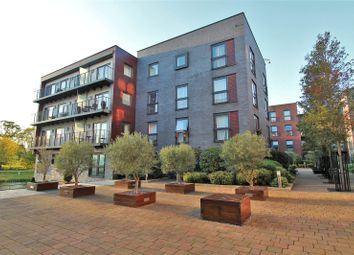 Thumbnail 1 bed flat for sale in Regency Court, Unwin Way, Stanmore