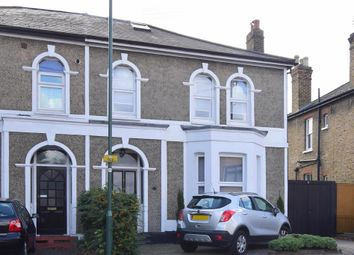 Thumbnail 5 bed semi-detached house for sale in Elgin Road, Wallington, Surrey