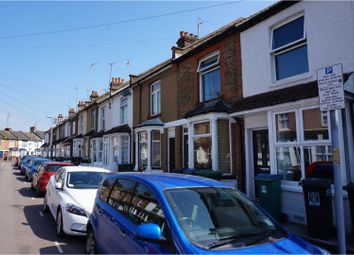 Thumbnail 2 bed terraced house to rent in Cannon Road, Watford