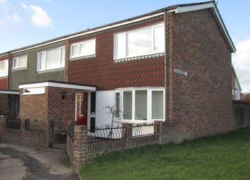 Thumbnail 3 bed end terrace house for sale in Sunnyheath, Havant