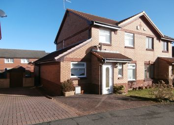 Thumbnail 4 bed semi-detached house for sale in Buchanan Grove, Baillieston, Glasgow