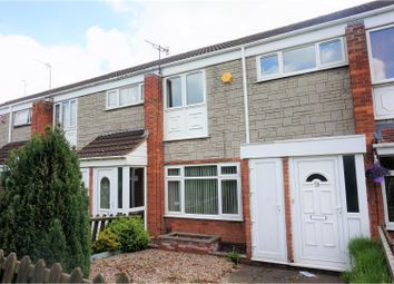 Thumbnail 3 bed terraced house for sale in Cradley Park Road, Dudley