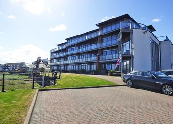 Thumbnail 2 bed flat for sale in The Waterfront, Bourne May Road, Knott End-On-Sea, Lancashire
