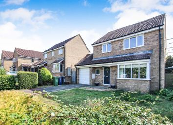 Thumbnail 4 bed detached house to rent in Holmehill, Godmanchester, Huntingdon